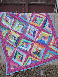 Tangled in the Kite Strings pattern on Etsy