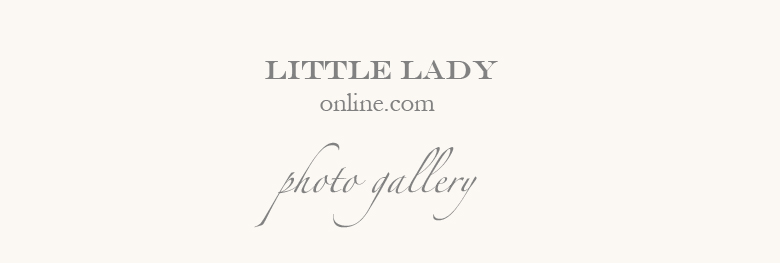 LITTLE LADY BLOG