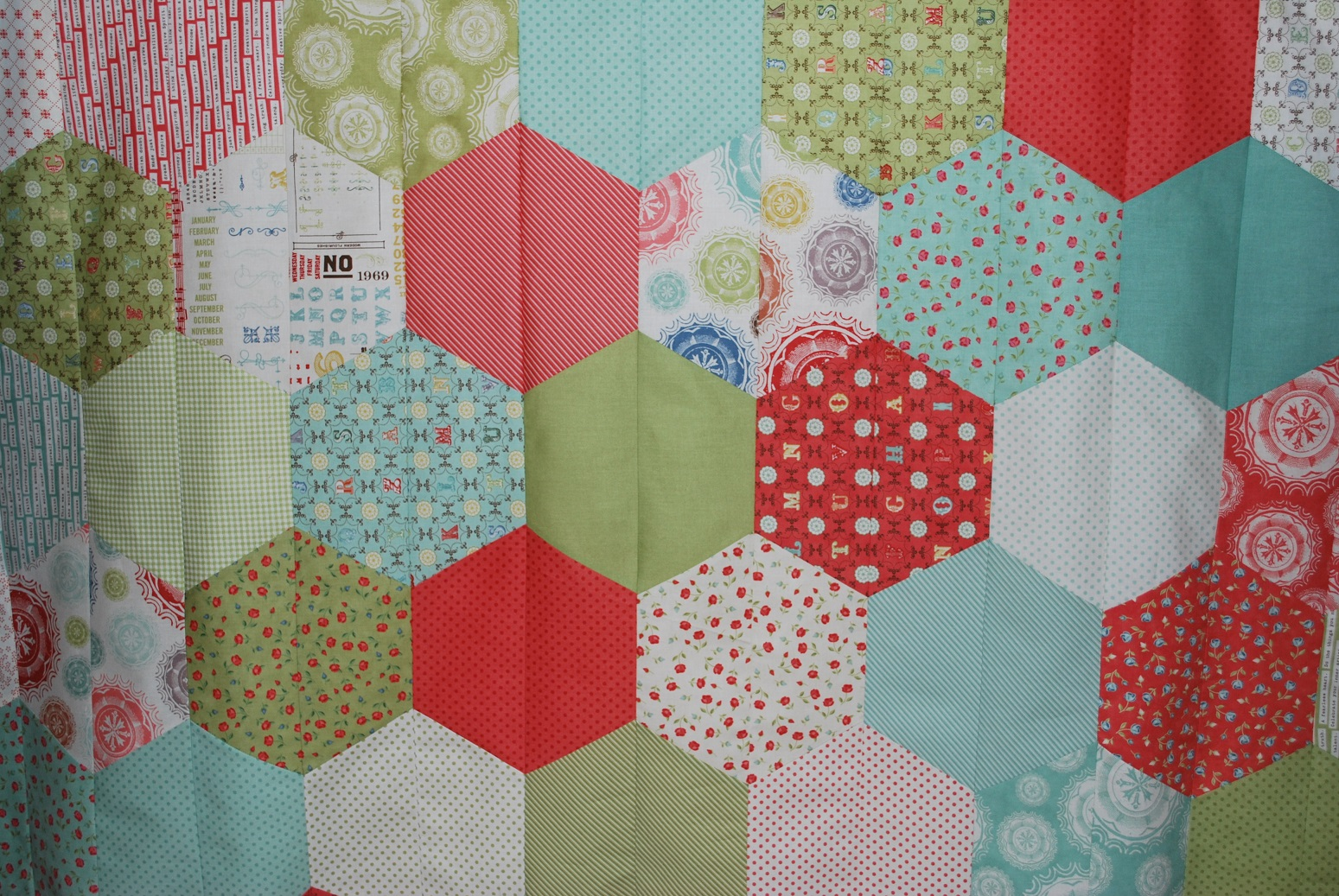 Half Hexagon Quilting Templates Cafca Info For