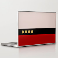 Star Trek The Next Generation - Laptop Skins
