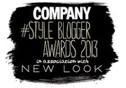 Shortlisted as: Company's Best Personal Style Blog '13