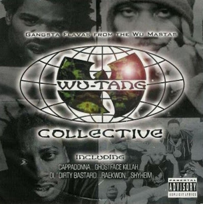 Wu-Tang Clan – Wu-Tang Collective (CD) (2003) (FLAC + 320 kbps)