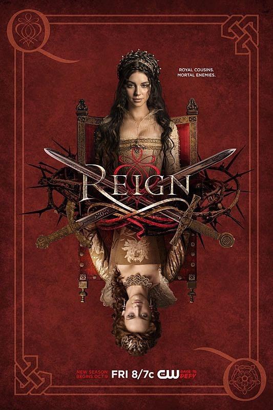 Bí Mật Vương Triều Phần 3 - Reign Season 3 - 2015