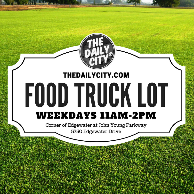 Weekday Food Truck Lot