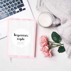 Itt a 2018-as Inspirációs naplód! :)