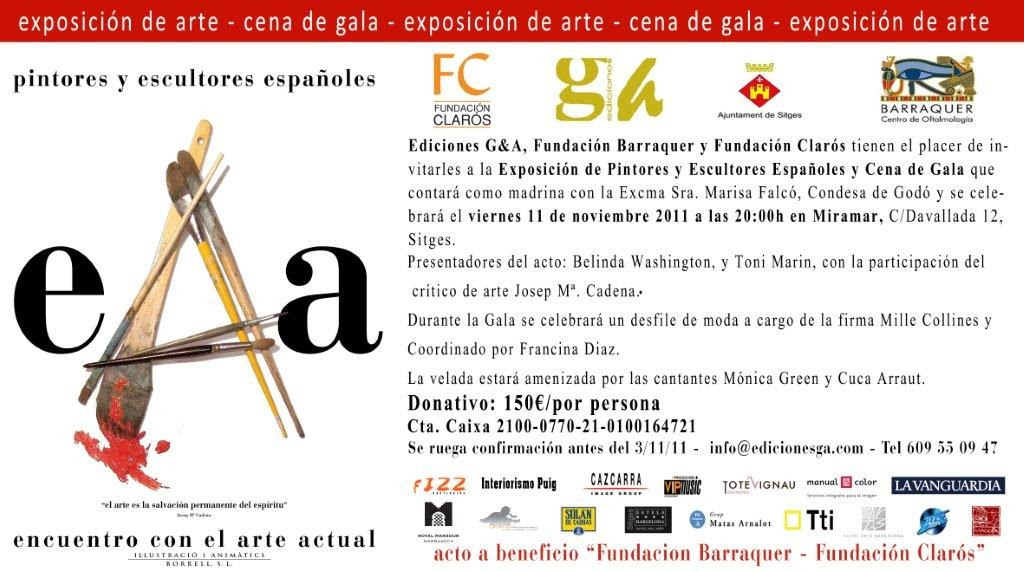 World gallery much more than just an art gallery exposici n encuentro con el arte actual - Cuca arraut ...