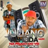 JULIANO ALMEIDA VOL.4_2015 - CD NA PISADA DO VÉI