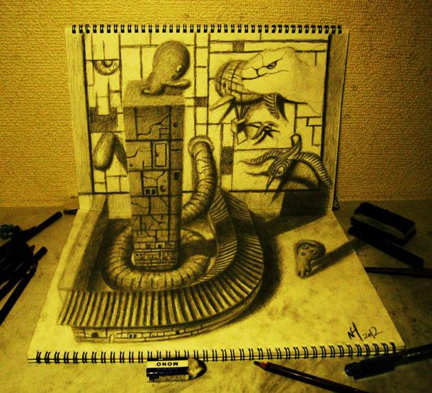 Art Works - Illustration