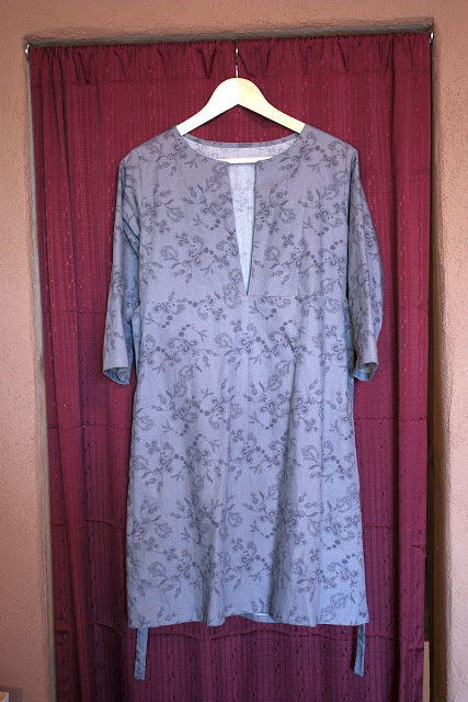 Sew Liberated Schoolhouse Tunic Front