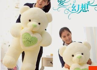Boneka beruang love 22