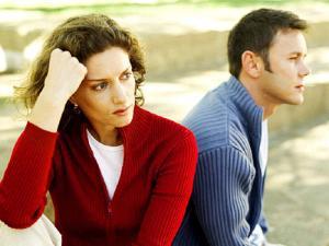 pasangan bercerai