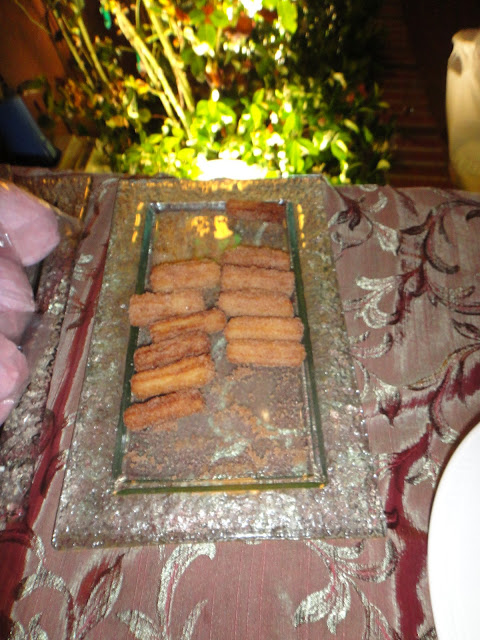 Mini Churros - Wedding Garden - Disney's Grand Californian Hotel