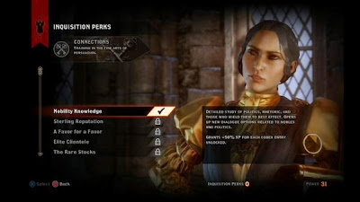 Dragon Age Inquisition Perks Guide Josephine