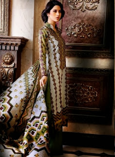 Al Karam Embroidered Winter Dresses