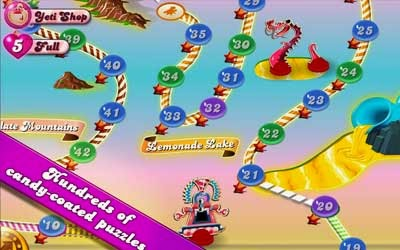 Candy Crush Saga 1.42.0 Apk