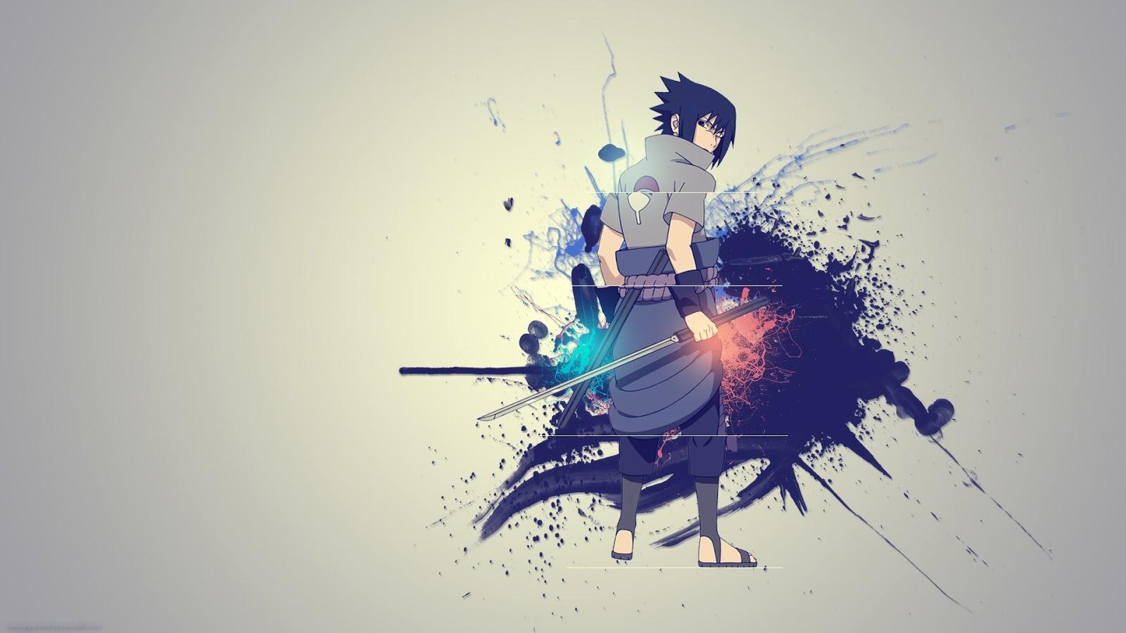 Sasuke Uchiha Anime Download 1920x1080