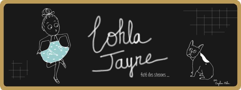 Lohla Jayne fait des siennes