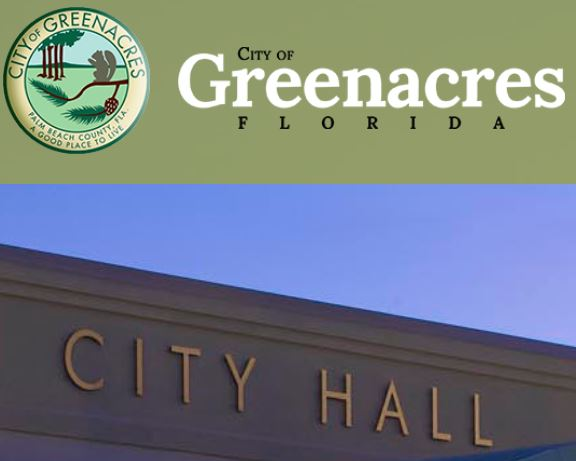 "Nov. 2015: Merge with PBSO begins. Click on ""City of Greenacres"":"