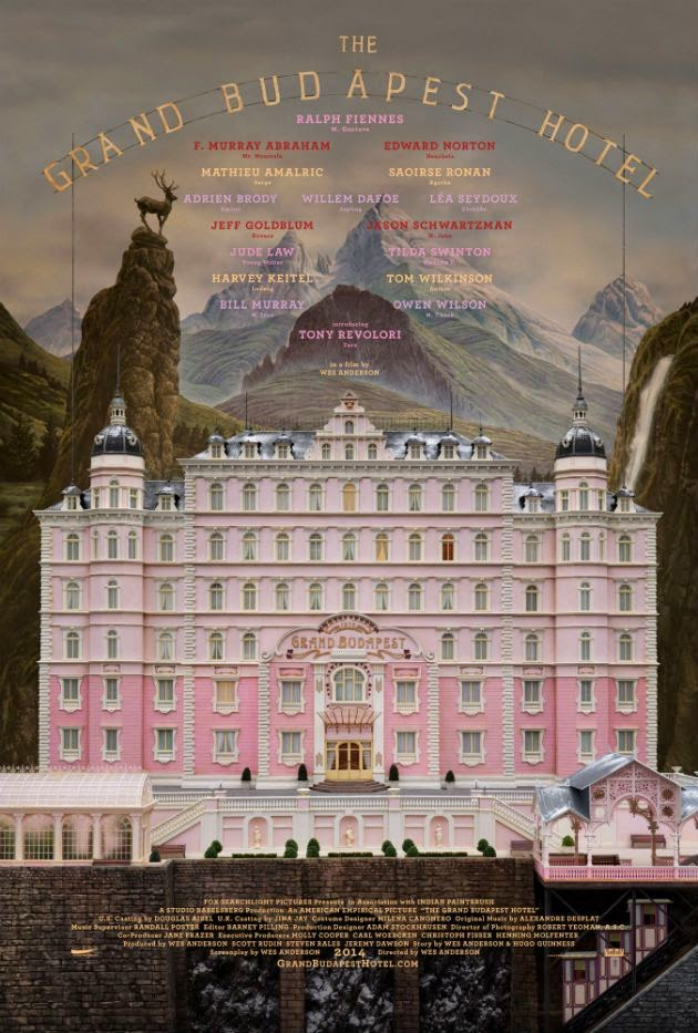 Grand Budapest Hotel on thewellset.com