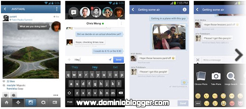 Descarga Facebook Messenger gratis en tu Smartphone