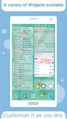 Jorte Calendar & Organizer 1.8.25 APK for android terbaru