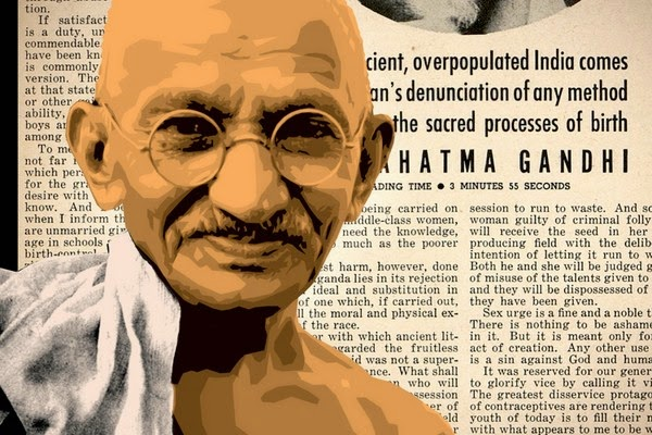 Essay biography of mahatma gandhi