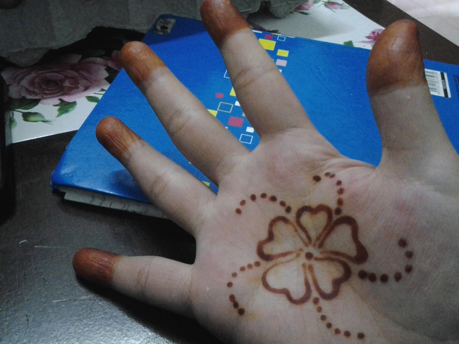 Ayongzaid POST 134 Review Henna Versi 39Ayong Raudhah39Hahaha