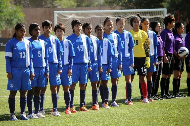 AFC U19 Womens Championship 2015 Qualifiers
