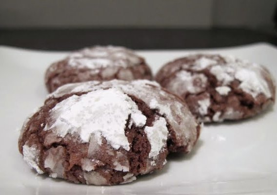 { life after lobster }: Chocolate Mint Crinkles