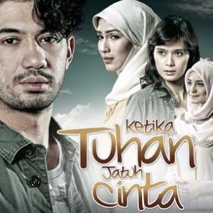 puisi, puisi untuk kekasih, puisi dalam filem ketika tuhan jatuh cinta, fielm indonesia, filem ketuhanan, filem inspirasi,