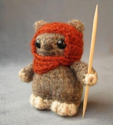 Ewok Crochet