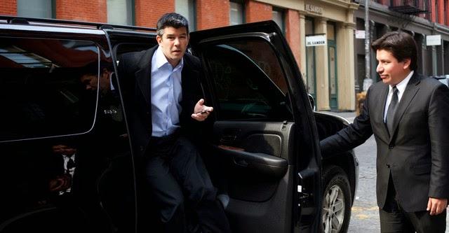 """Dịch vụ taxi Uber bị """"sờ gáy"""""""