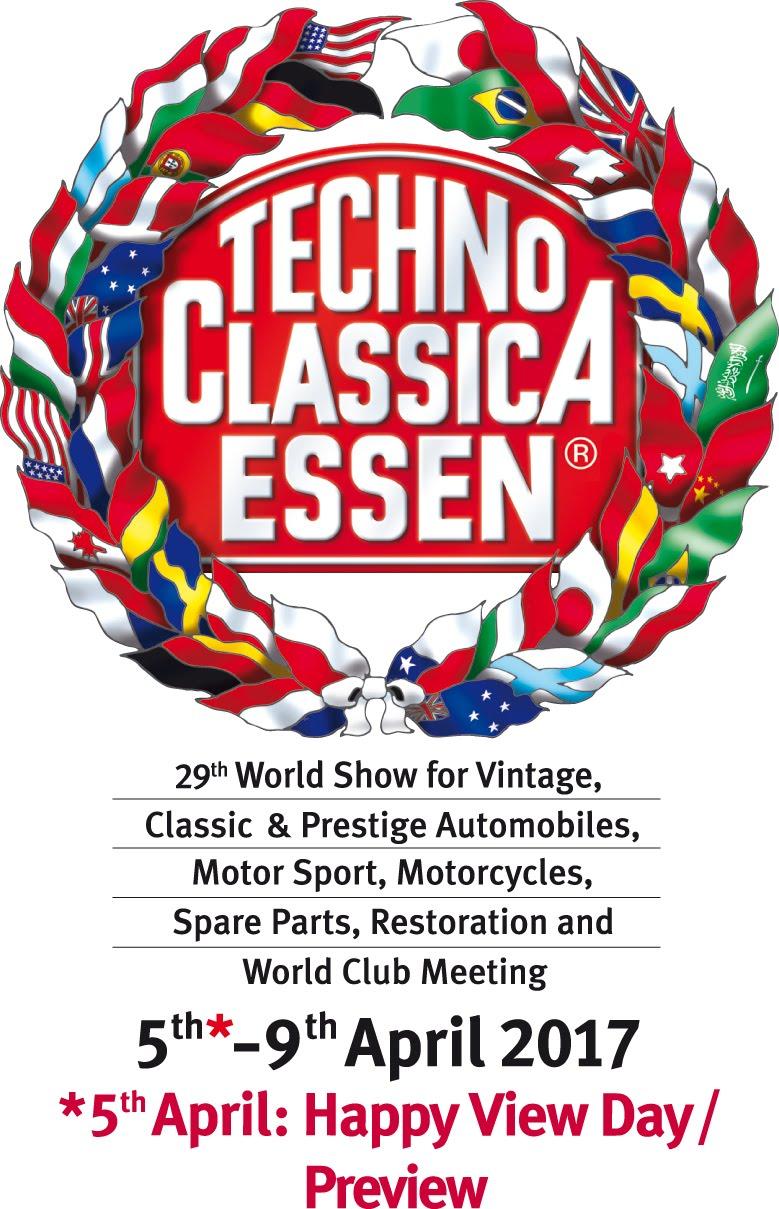 Techno Classica Essen 2017