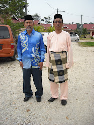Bersama Dato' Hj Nooh Gadot, Penasihat MAIJ