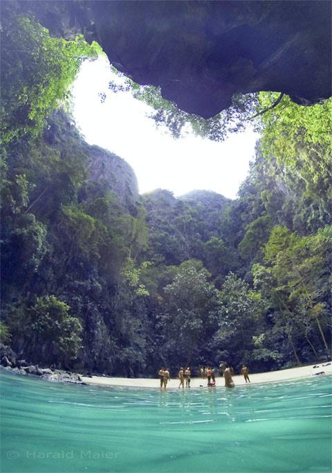 Ko Muk - Emerald Cave