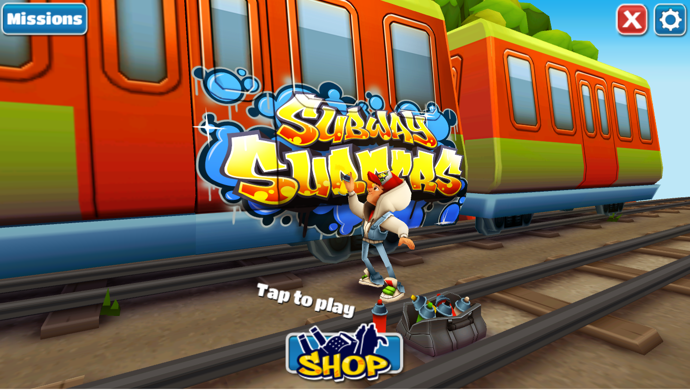 Download Free Subway Surfers Game For Windows Version Free