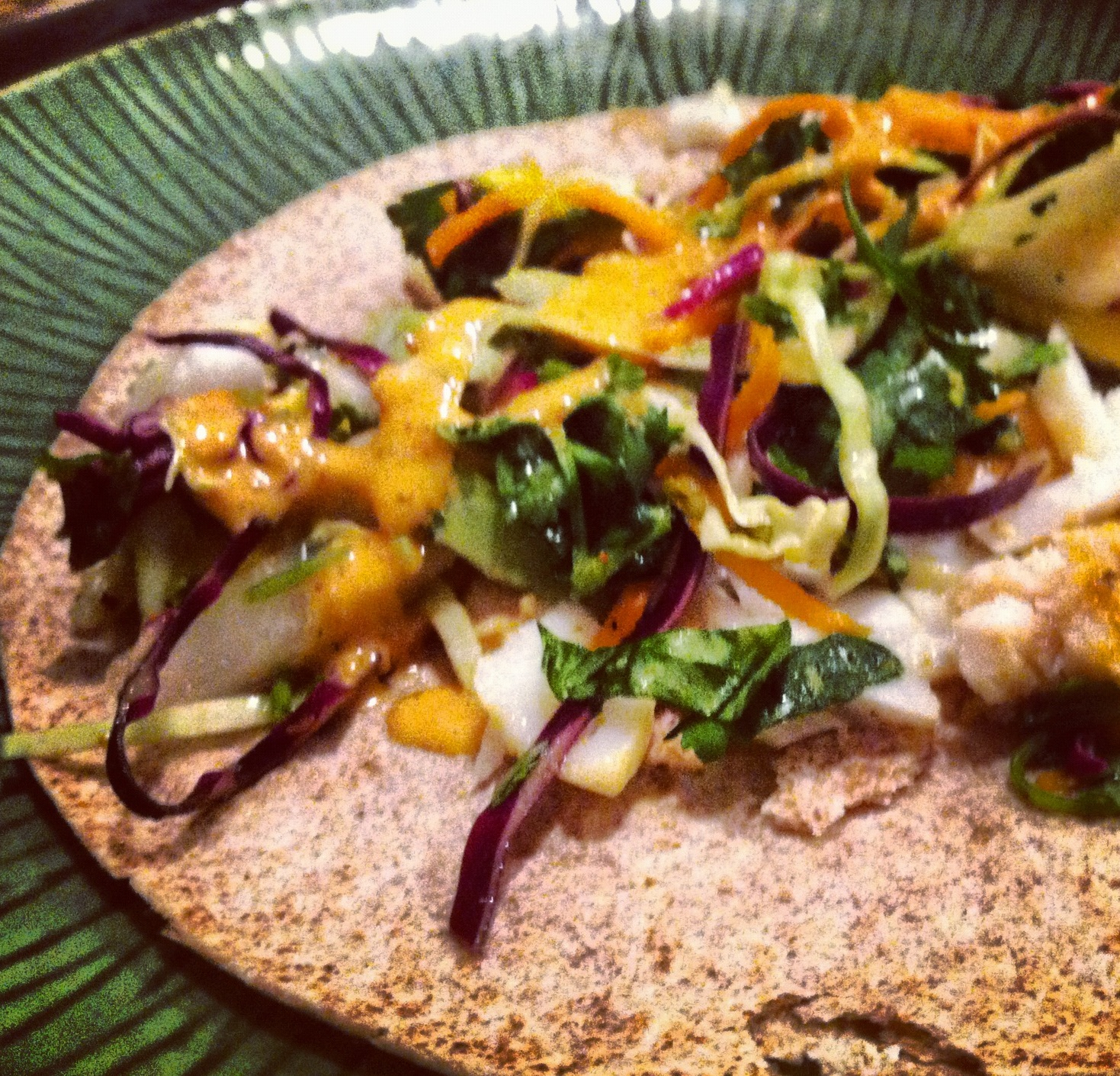 Farshicle august 2012 for Best fish taco recipe in the world