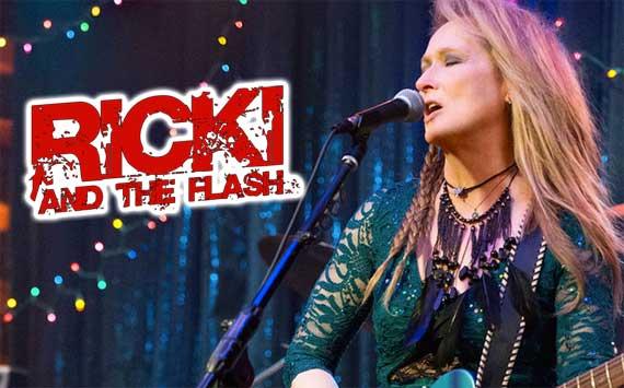 Ricki and the Flash (2015)