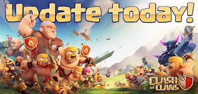 Download APK COC 7.200.12 Update Bulan September 2015