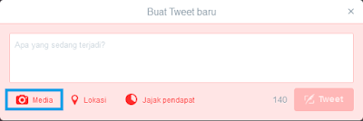 Cara Upload Video ke Twitter