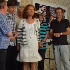 Remise du prix Augiéras 2014 pour Le journal de Julia