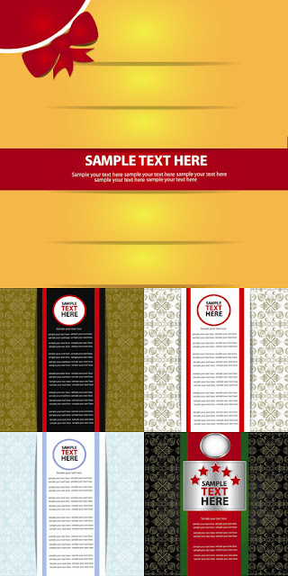 Pattern Backgrounds - Stock Vectors