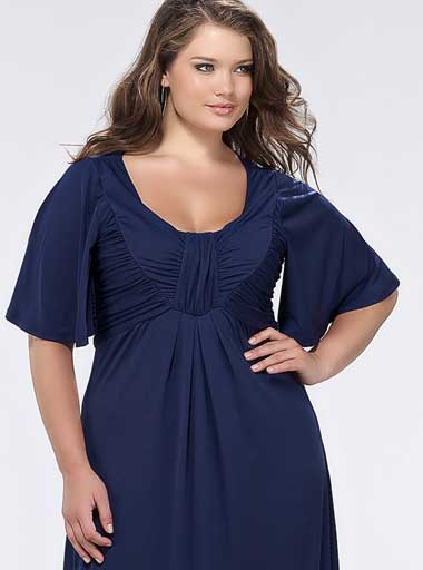 plus size attire kohls