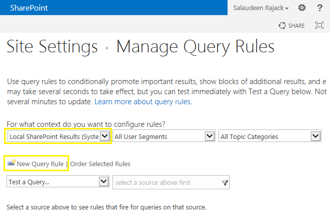 configure federated search in sharepoint 2013
