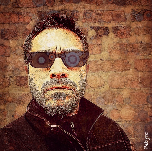 iPhoneography Self Portrait of a Chicagoan © Petyr Campos