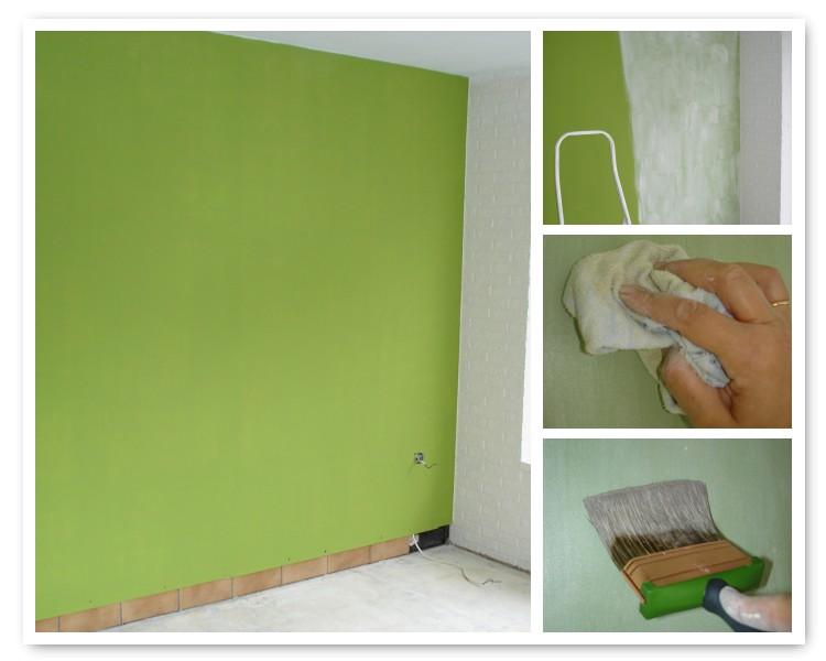 Creatief gerief muur in classico - Room muur van de baby ...