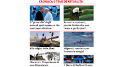 Cronaca e temi di attualità