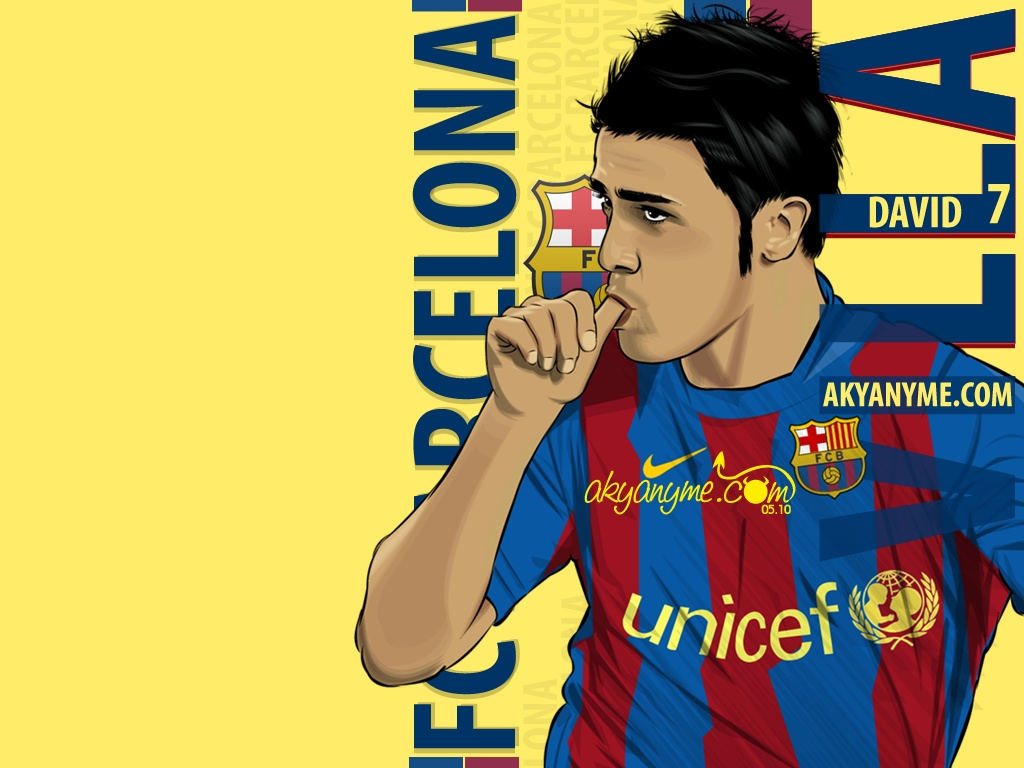 David Villa - Images