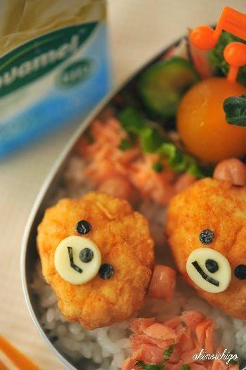 小熊雞塊食譜