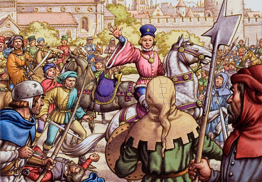 english peasants revolt 1381 Peasants work the land 1330  english cookery manuscript 1390  this prompted a violent rebellion in june 1381, known as the peasants' revolt.